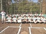 東京都KWB野球連盟新人大会《準優勝》