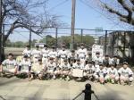 第22回中野区軟式少年野球大会第3位
